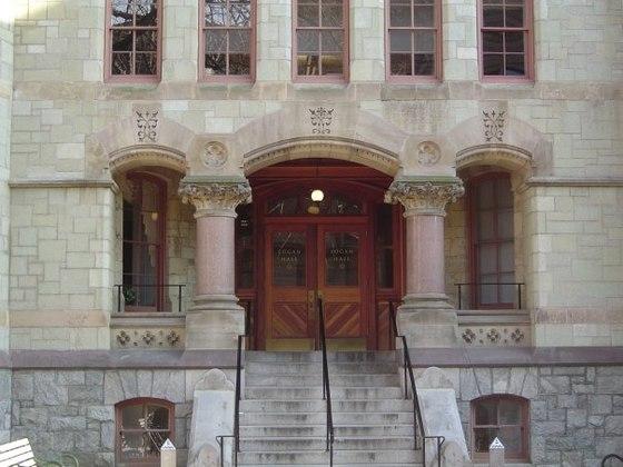 University of Pennsylvania School of Arts and Sciences | Logan Hall