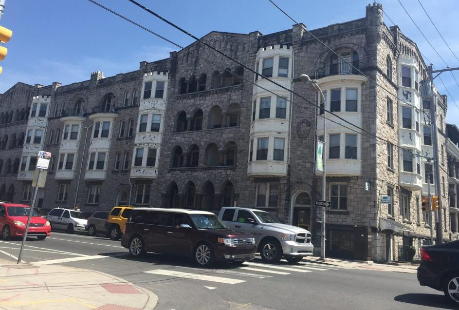 Large Student Housing Building Appears at 46th & Walnut