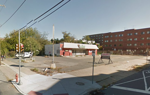 Former Halal Center Demolished, Apartments Coming to Walnut Street